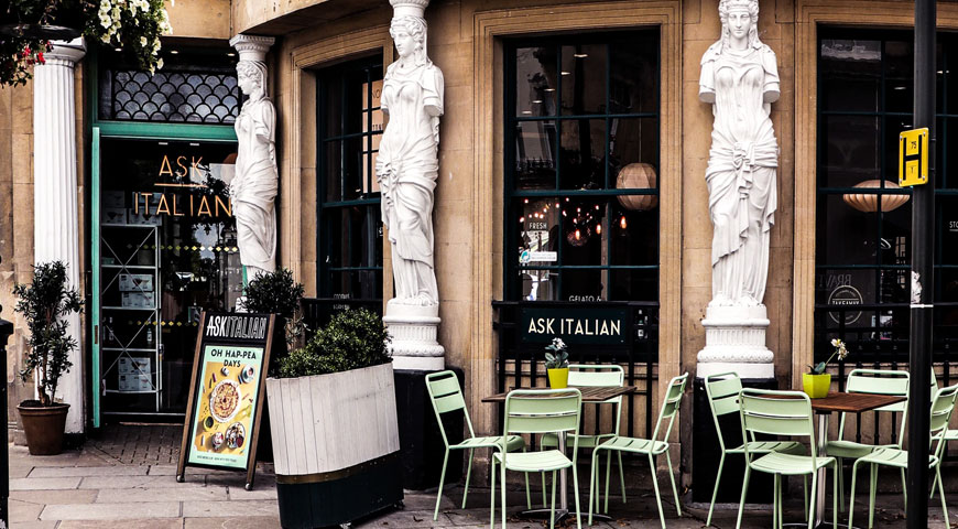 Featured image How To Order Food at an Italian Restaurant - How To Order Food at an Italian Restaurant
